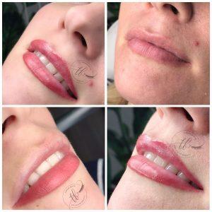 kalıcı dudak renklendirme örnekleri